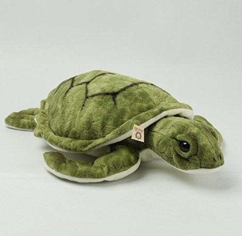 Zaloop Schildkröte Wasserschildkröte ca.34 cm Kuscheltier Plüschtier Stofftier 67