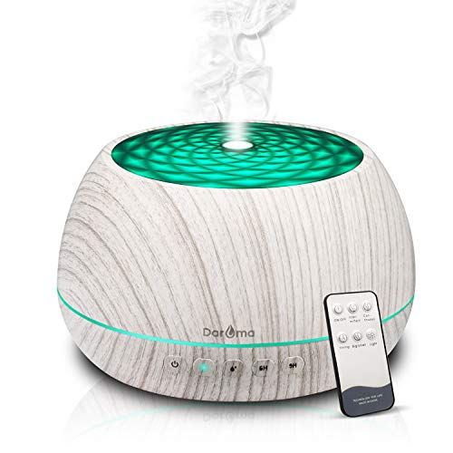 1000ml Essential Oil Diffuser,Daroma Aromatherapy Diffuser With...