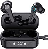 Auriculares Bluetooth, Auriculares Inalámbricos Bluetooth 5.1, IPX7 Impermeable Auriculares Inalámbricos Deporte,...
