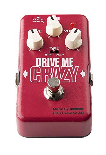 EBS Drive Me Crazy ディストーション エフェクター