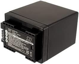 Replacement Battery for Canon Ixia HF R306, Legria HF R306, Legria HF R36, Legria HF R37, Legria HF R38, Legria HF R506, VIXIA HF M50, VIXIA HF M500, VIXIA HF M506, VIXIA HF M52, VIXIA HF M56