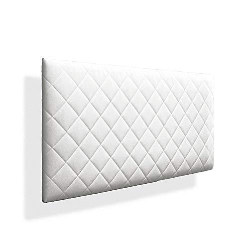 Silcar Home | Cabecero Cama tapizado en Polipiel Modelo Brisa | Medidas 90cm, 105cm, 115cm, 145cm o...