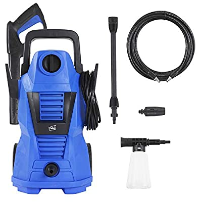 Neo® Electric High Pressure Washer 110 Bar High Power Jet Water Patio Car Cleaner by Neo
