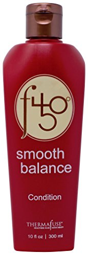 Thermafuse f450 Smooth Balance Conditioner 10 oz - Moisturizing, Strengthening, Smoothing & Frizz Controlling. Amino Acids & Proteins Repair Damage for All Hair Types