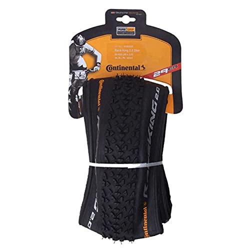 Bicicletas Plegables De Neumáticos De Repuesto Continental Camino De La Montaña MTB Neumáticos Protección Accesorios De Bicicletas (29x2cm)
