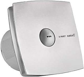 CATA X-MART 15 MATIC INOX Plata - Ventilador (Plata, Techo,