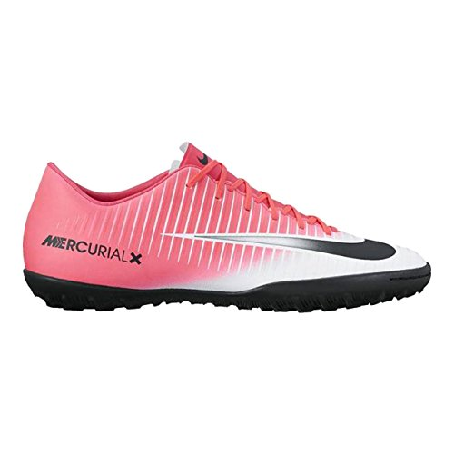 Nike MERCURIAL X VICTORY VI TF 831968 601 Zapatillas de deporte, Mehrfarbig (Indigo 001), 45.5 UE