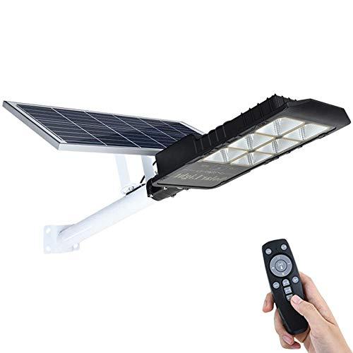 Led Outdoor S (50 Watt - 300 Watt) Ip66 Proyector Solar Con Sensor De Movimiento Y Control De Luz - Para Patio, Jardín, Calle, Cancha De Baloncesto, 50 Watt