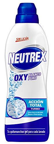 Neutrex Oxy Quitamanchas Líquido Sin Lejía para la ropa Blanco Puro - 840 ml
