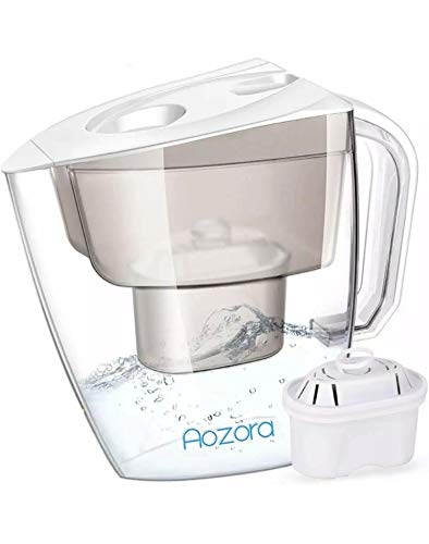 Aozora 10 Cup Water Filter Pitcher