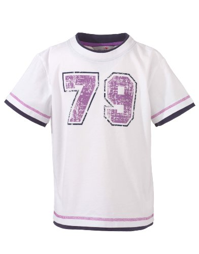 KangaROOS Kinder T-Shirt Mayko 2, White, 152-158