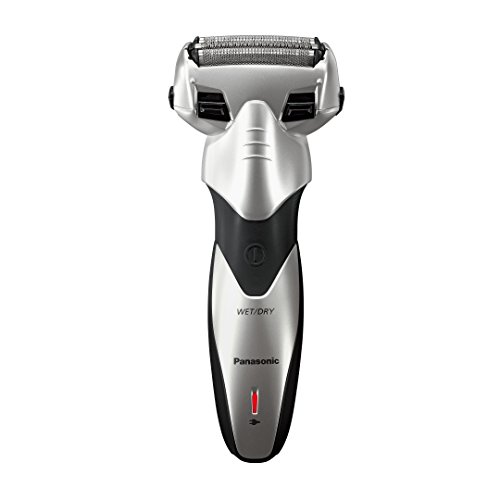 Panasonic Arc3 Electric Shaver 3-Blade Cordless Razor with Wet Dry Convenience for Men, ES-SL33-S