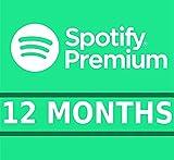 Spotify Premium 12 Meses -- Cuenta de Membresía #SPOTY116