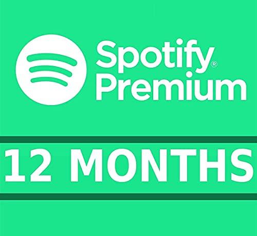 Spotify Premium SPOTY164 Compte d'abonnement 12 mois