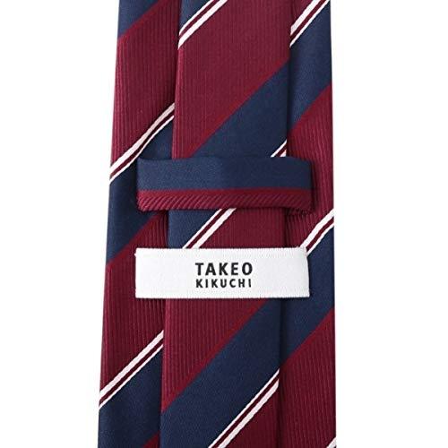 TAKEOKIKUCHI(タケオキクチ)『ウォータープルーフ太ストライプ(371-28018)』