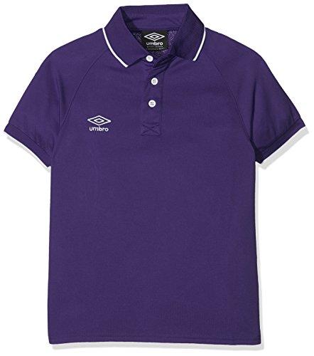 Umbro Kinder polo T-Shirt Polo Torch Jnr, blau, EU: 152 cm
