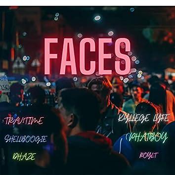 FACES (feat. Shellboogie, DHAZE, Roylt, Kyllege lyfe & Phatboy)