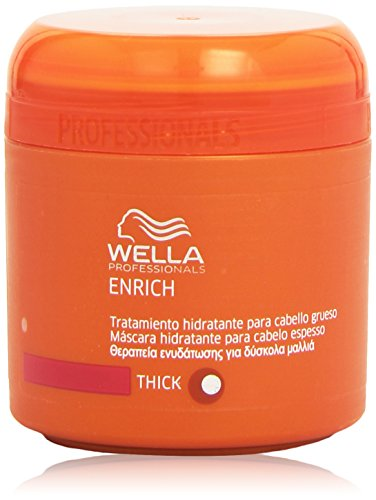 Wella Enrich Mask Thick Hair Mascarilla - 150 ml