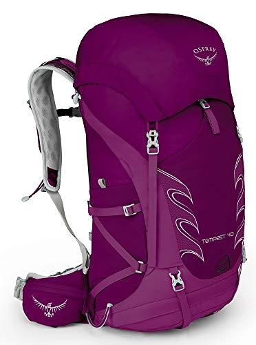Osprey Tempest 40 Women's Hiking Pack - Mystic Magenta (WS/WM)