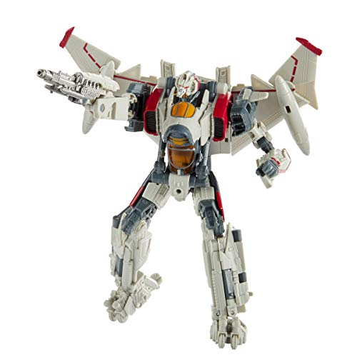 Transformers Toys Studio Series 65 Voyager Class Transformers: Bumblebee Movie Blitzwing Action Figure - Ages 8 and Up, 6.5-inch