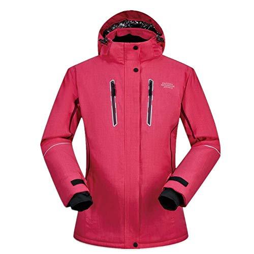 CHANGL Snowboard Skijacke und Schneehose Super Warm Windproof Coat Frauen Weiblich Regenschutz