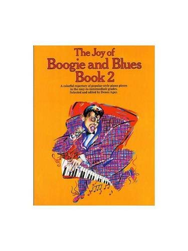 The Joy Of Boogie And Blues Book 2 Psg