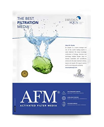 Dryden Aqua AFM aktiviertes Filtermaterial, Filterglas Grade 1