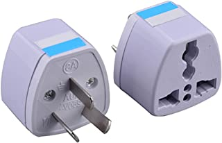 EU to AU Plug Adapter Travel Adapter Lightweight for Travel for Hiking for Business Trip for Home