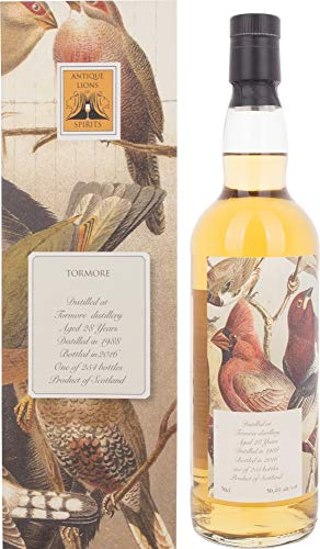 Antique Lion's of Spirits Antique Lions of Spirits Tormore 28 Years Old 1988  Whisky (1 x 0.7 l)