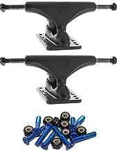 Gullwing Trucks Mission Black Skateboard Trucks - 4.25