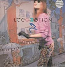 """LOCOMOTION 12"""" SINGLE (VINYL) UK VIRGIN 1984 3 TRACK B/W THE AVENUE AND HER BODY IN MY SOUL (VS66012) PIC SLEEVE"""