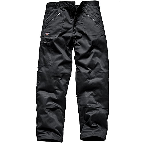 Dickies Mens Redhawk Cargo Workwear Shorts Khaki WD834K