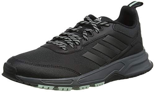 adidas Rockadia Trail 3.0, Zapatillas Mujer, NEGBÁS/NEGBÁS/GRISEI, 40 EU