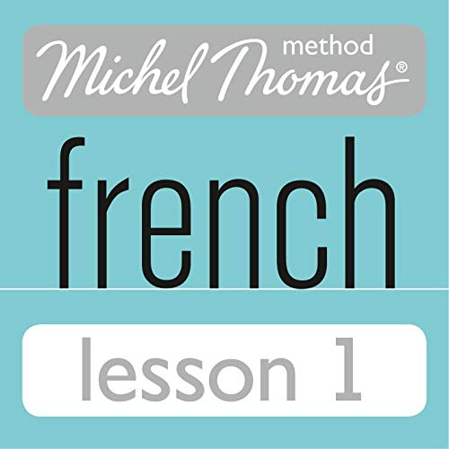 Michel Thomas Beginner French Lesson 1 cover art