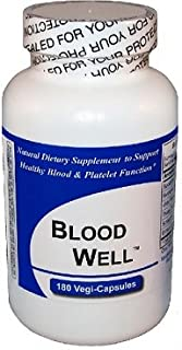 Blood Well (180 Capsules Per Bottle) -NO