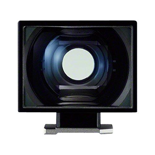 Sony FDAV1K - Visor óptico con Punto de mira de 12 mm y ampliación de 0.58x, Color Negro