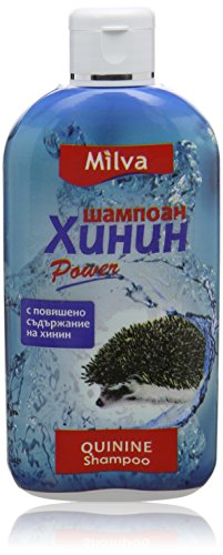 Chinin-Power Shampoo für schnelleres Haarwachstum - Reduziert Schuppen, fördert Wachstum - 200ml