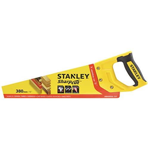 Stanley STHT20366-1 zaag Egoïne – nagels – metaal – speciale kleuren – meerkleurig