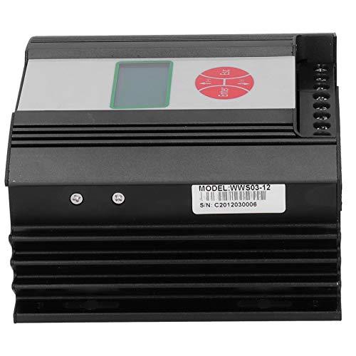 Regalo de verano Controlador Hybird, controlador de energía eólica portátil eficiente, industria inteligente de tamaño pequeño para controlador de fábrica de subestaciones de generadores eólicos
