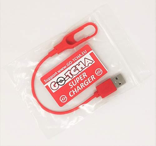 Go-Tcha Super-Charger, verbesserte, geschlossene USB-Ladeschale Ladekabel für ALLE Go-Tcha-Modelle 2017/2018/2019