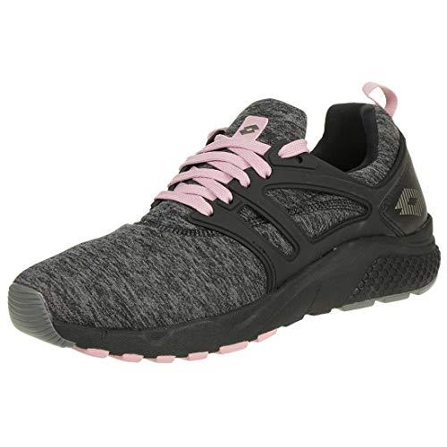 Lotto Breeze II MLG W Damen Laufschuh Jogging Sneaker T6228 grau, Schuhgröße:EUR 41