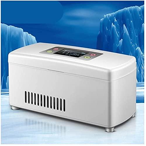 TANKKWEQ Refrigerador portátil Compacto Cooler Tors Coche Tor Mini Frigorífico Refrigerador eléctrico y Calentador para automóviles y hogares 5L Tor, Mini refrigerador portátil