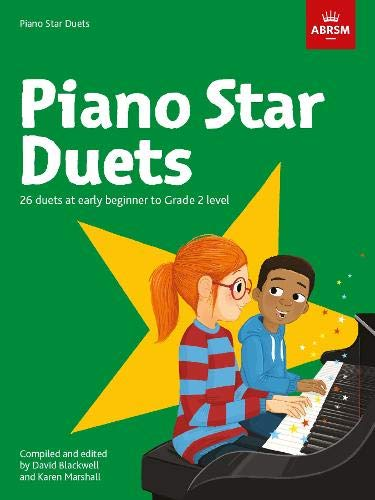 Piano Star: Duets (Star Series (ABRSM))