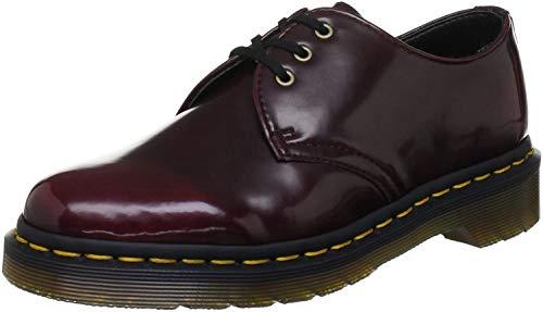 Dr. Martens 1461 - Zapatos de cordones, Mujer, Rojo (Cherry Red), talla 38 EU