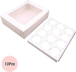 Amazon.es: cajas repostería carton