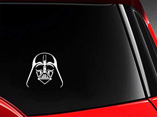 Pink Auto Aufkleber Lustiges Auto, Das Darth Vader Abziehbild-Kunst-Auto-Aufkleber Für Auto-Laptop-Fenster-Aufkleber Anredet