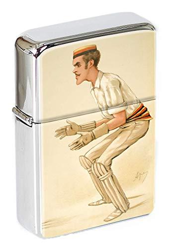 Alfred Lyttelton, Cricket Mechero con Tapa