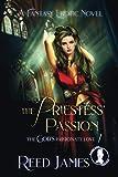 The Priestess's Passion (The God's Passionate Love 1): (A Fantasy Erotic Novel)