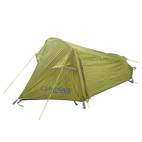 Columbus TAJO 1 Tienda de campaña Montañismo, Alpinismo y Trekking, Adultos Unisex,...