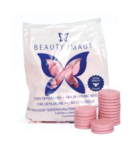 Beauty Image Creme Pink Hot Wax